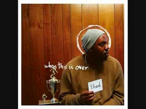 Shad - I Get Down [With Lyrics]