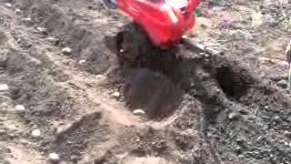 Посадка картофеля под мотокультиватор(, 2016-04-20T18:58:16.000Z)