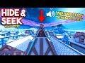 HIDE AND SEEK #15!! - Fortnite Playground (Nederlands) Mp3