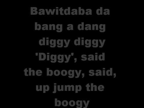 Kid Rock Bawitdaba with lyrics
