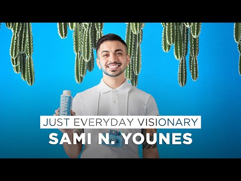 JUST Everyday Visionaries: Samy Nour Younes - YouTube