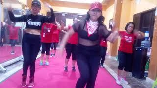 Gambar cover PACAR 5 LANGKAH - Iceu Wong | choreo by EVIN | Zumba Dangdut...