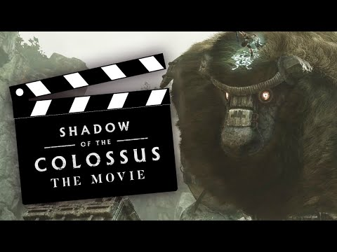 Shadow Of The Colossus Movie Has A Script... And It's Something