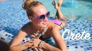 Отпуск на Крите: отель 5*, райский пляж, город-порт // Crete, Greece(Привет, мои дорогие любители путешествий! В отпуске на Крите я сняла для вас много красоты, которой хочу..., 2015-09-03T09:32:13.000Z)