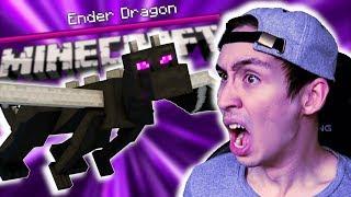 Haastoin ENDERDRAGONIN Minecraftissa! (LOPPU?)