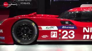 自動車ニュースの深層17「日産から登場した注目のル・マン・レースカー」