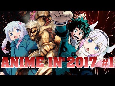 Anime in 2017
