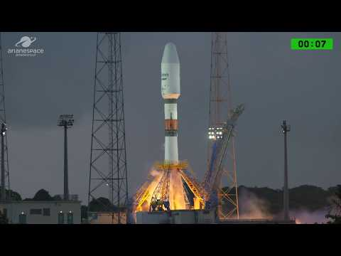 LIVE - Lancement Soyuz VS21