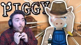 COWBOY PIGGY!!! (New Cleetus Character?) | Roblox Piggy Custom Characters