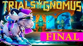 FINAL Trials of Gnomus - Plants vs Zombies Garden Warfare 2 (Part 5)