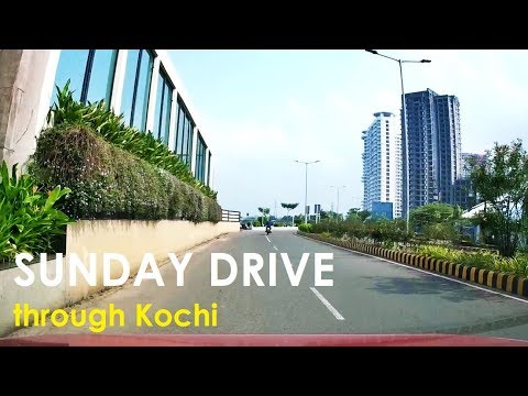 A Casual Sunday Drive Through Kochi | Kerala