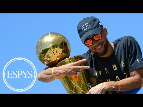Steph Curry: The Greatest Shooter In NBA History   The ESPYS   ESPN