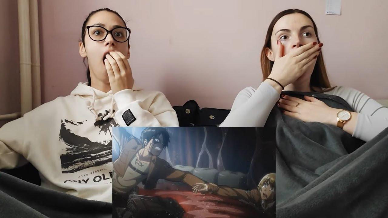 Attack on Titan 1x05 Reaction
