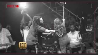 كواليس حفل سميرة سعيد في العين السخنة وألبومها القادم مع ET بالعربي
