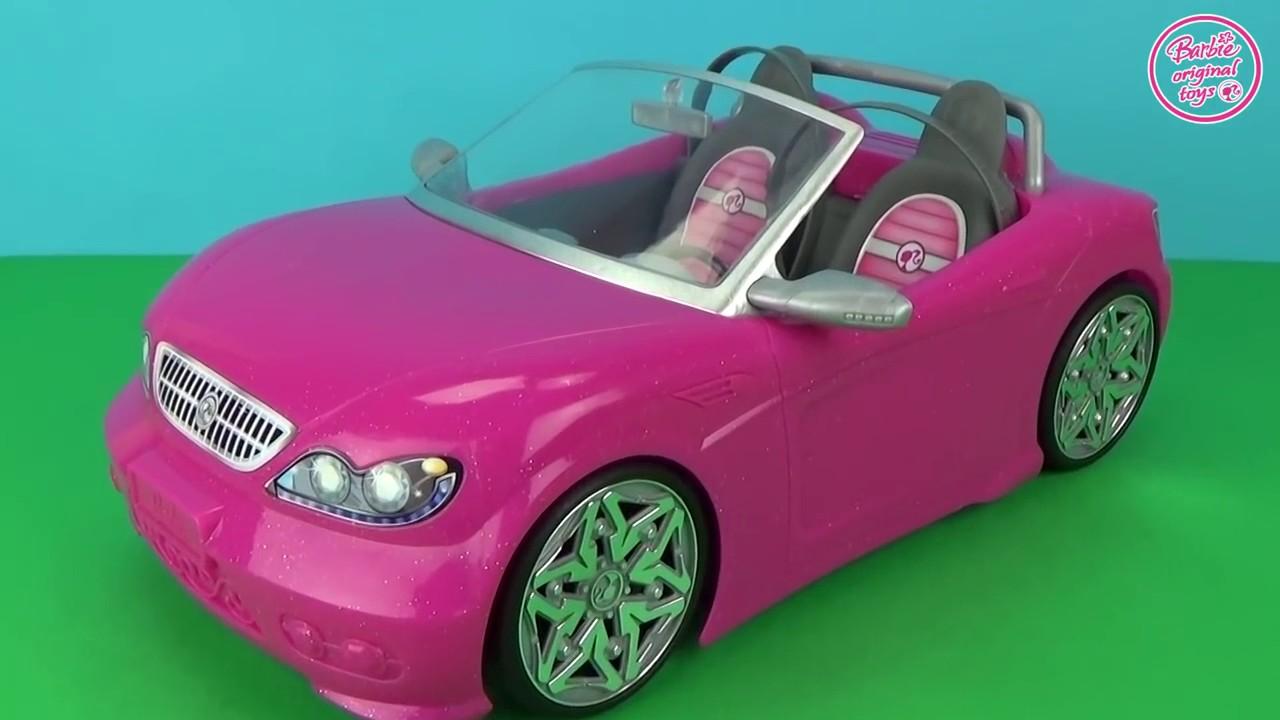 фото розовый кабриолет