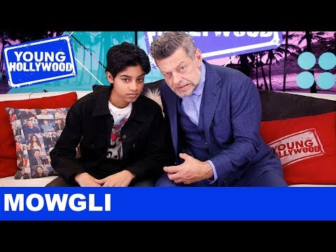 Andy Serkis & Mowgli Star Cast Selena Gomez & Harry Styles as Animals!