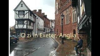 Gambar cover Vlog de călătorie   O zi în Exeter, Anglia