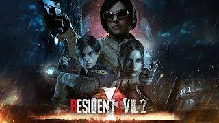 Resident Evil 2 Remake  Walkthrough Gameplay l Ada l Day 3