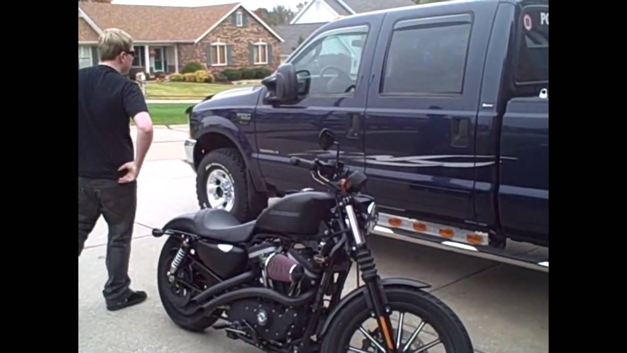 Harley Davidson Iron  Video Youtube