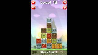 Move The Box London Level 18 Walkthrough/ Solution(Solution/ walkthrough for Level 18 of Move The Box London., 2012-03-01T09:32:05.000Z)