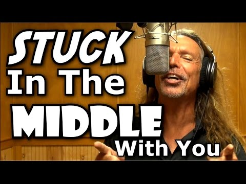 Ken Tamplin - Stuck In The Middle With You - Gerry Rafferty - Cover