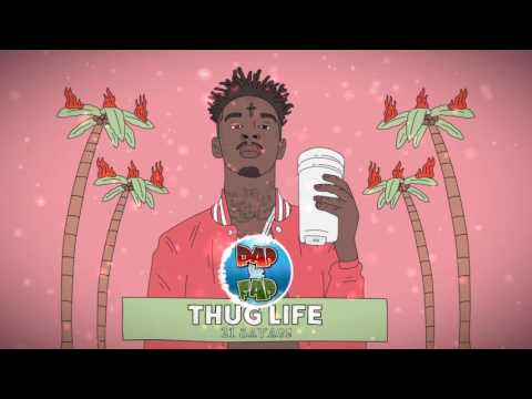 21 Savage - Thug Life instrumental (ISSA) (Prod.Rap&Fap)