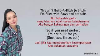 Bella Poarch - Build a Bitch | Lirik Terjemahan