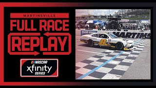 Cook Out 250 From Martinsville Speedway | NASCAR Xfinity Series Full Race Replay