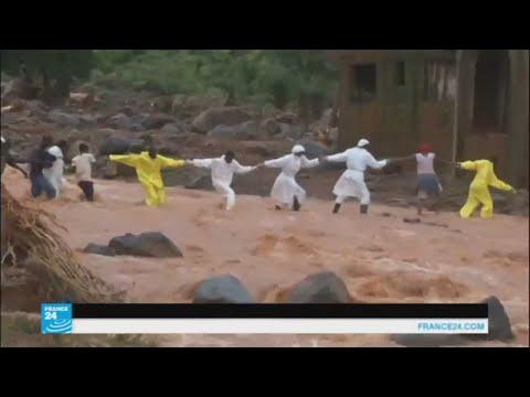 الفيضانات في سيراليون: مئات القتلى وآلاف المشردين  - نشر قبل 4 ساعة