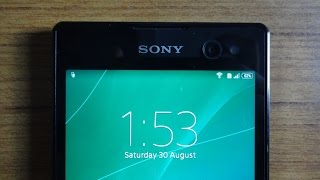 sony xperia c3 review let me take a selfie