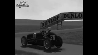 Spirit Of Speed - Donington 1937 for GT Legends WIP