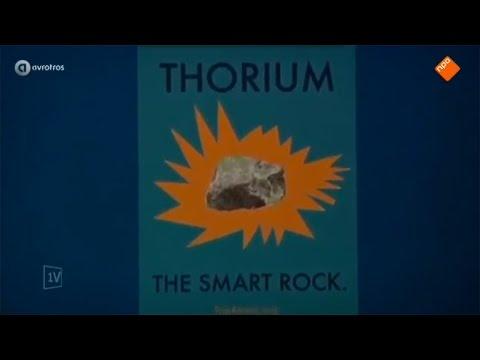 Thorium oplossing voor het energieprobleem?