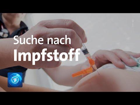 Corona-Virus: Wie Weit Ist Die Suche Nach Einem Impfstoff?