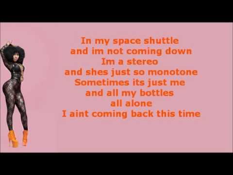 Nicki Minaj-Check it out(2 verses lyrics)