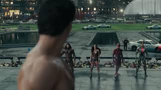 Супермен против Лиги Справедливости