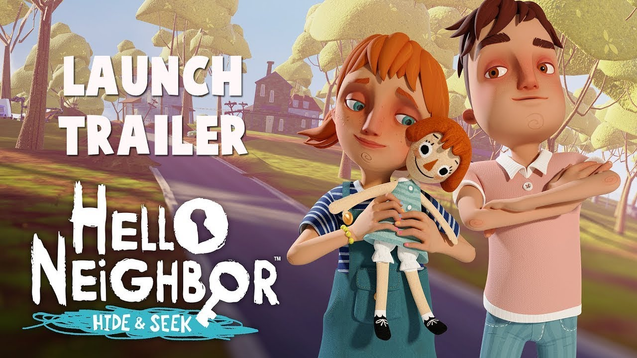 Hello Neighbor: Hide and Seek, the official prequel