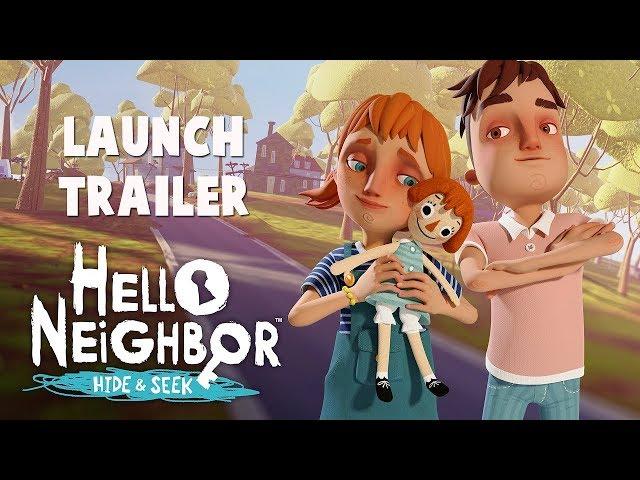 Hello Neighbor: Hide and Seek (видео)