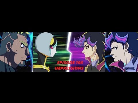 Yu-Gi-Oh VRAINS Episode 108 Impressions