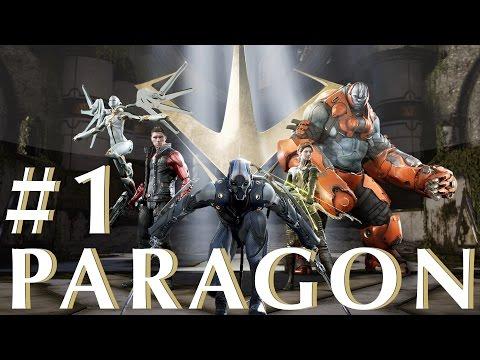 видео: Осваиваемся, новичок! [Обзор все герои - Гидеон, ст. колода] 🎮 paragon #1 🎮 ps4 gameplay на русском