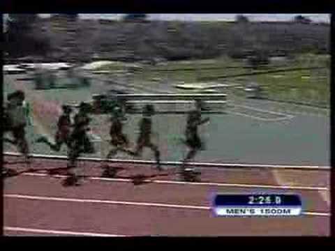 2007 NCAA Track Outdoor Men 1500
