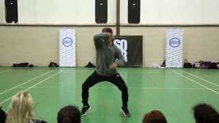 KYLE HANAGAMI // Feenin by Lyrica ft Kevin Gates // HDI UK Easter Camp