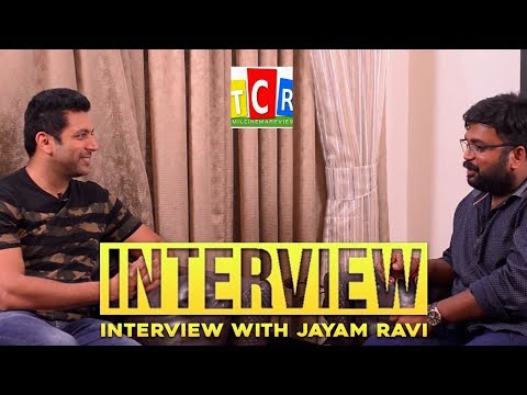 Real Talk with itisprashanth - A candid interview with Vanamagan Jayam Ravi
