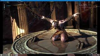 PC God Of War Ascension (RCPS3)   8700k 5.0Ghz