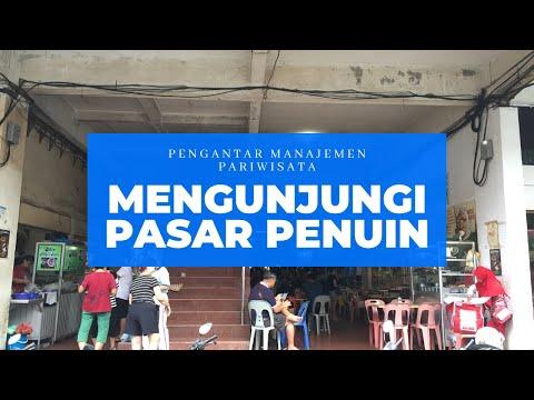 Tugas Pengantar Manajemen Pariwisata pasar penuin from YouTube · Duration:  2 minutes 50 seconds