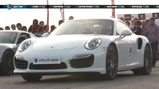 1200hp Porsche 911 turbo s vs 1125hp Nissan GT-R. 1/4 Unlim 2018.