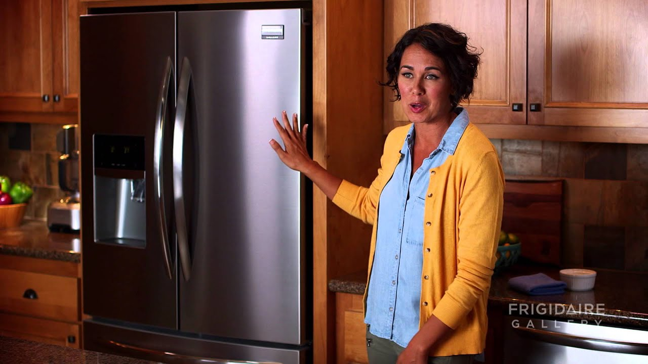 The Smudge Proof Stainless Steel Kitchen With Elisha Joyce And Frigidaire