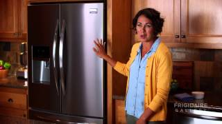 The Smudge-Proof Stainless Steel Kitchen with Elisha Joyce and Frigidaire