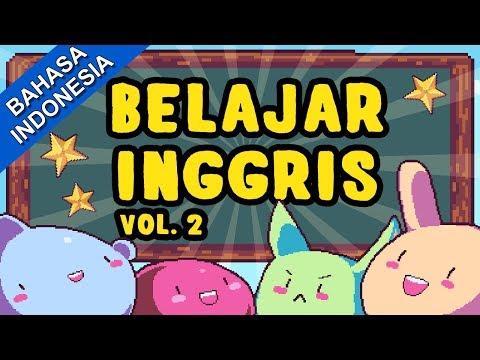 25 Menit Kompilasi Lagu Belajar Bahasa Inggris Vol.2   Lagu Anak Indonesia 2017 Terbaru   Bibitsku