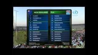 Dubai 7s 2013 Semifinal  Fiji 44 NZ 0.....7s Game of the Century... Pulsating Indeed....