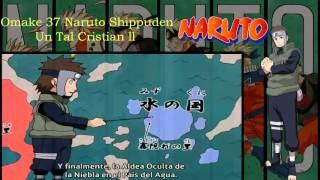 Omake 37 Naruto Cinco Grandes Paises Shinobi Youtube